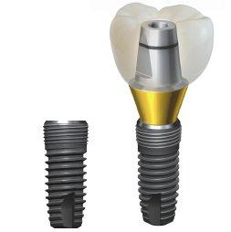 Зубные импланты Implantium