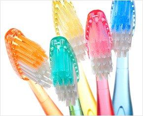 Щётки для чистки зубов